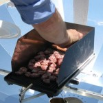 Barbecue: salame e anche un würstel