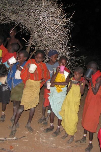 Bambini pastori
