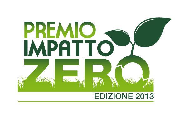 Premio impatto zero alle buone prassi di sostenibilità