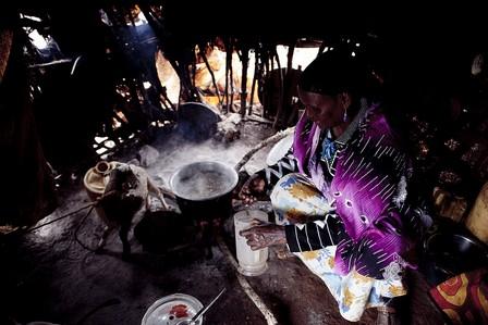 Boiling water - Dirib Gombo
