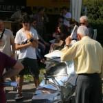 Generazioni attorno alla cucina solare